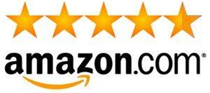 5 stars with Amazon